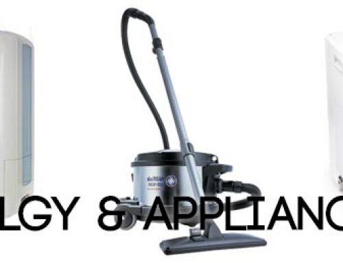 Technology and Appliances for Mould and Moisture Control