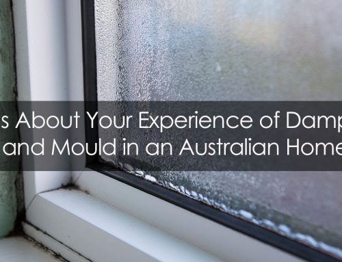 Research Survey for Dampness and Mould in Australian Homes PhD